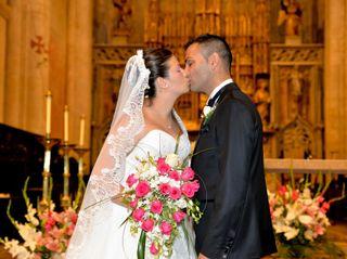 La boda de Cristina y Óscar