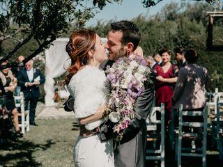 La boda de Tony y Estefanía