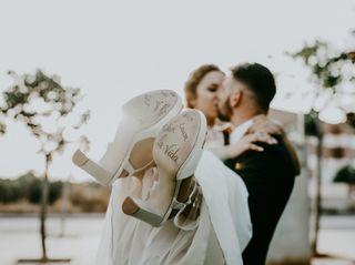 La boda de Melody y Adrián