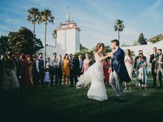 La boda de Pedro y Regina