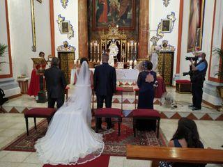 La boda de Juan y Laura