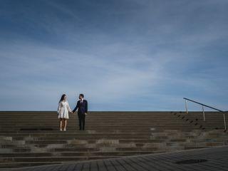 La boda de Alejandro y Andreea 1