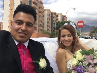 La boda de Katherine y Oscar