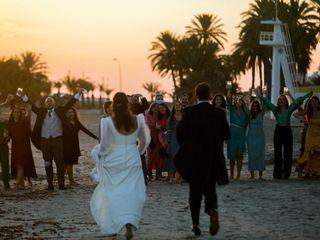 La boda de Carlota y Goyo 1