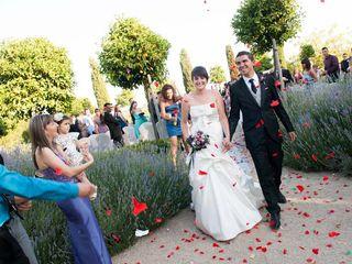 La boda de Sara y Eloy