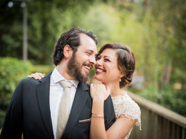 La boda de Pilar y Sebastian