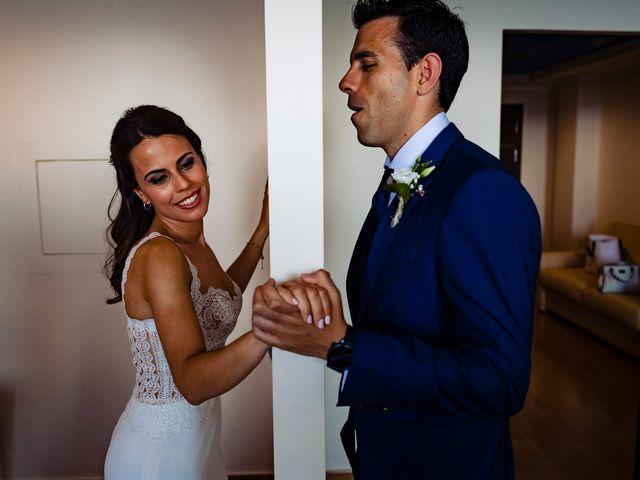 La boda de Irene y Juan Alberto