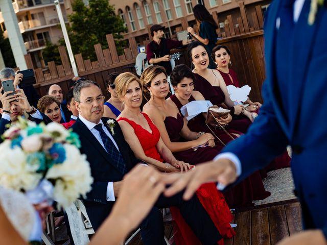 La boda de Juan Alberto y Irene en Calp/calpe, Alicante 15