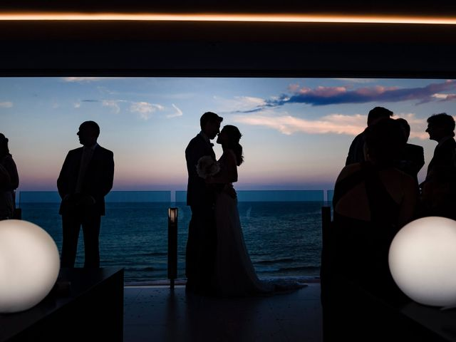 La boda de Juan Alberto y Irene en Calp/calpe, Alicante 23