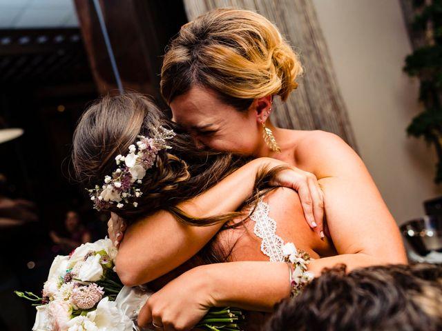 La boda de Juan Alberto y Irene en Calp/calpe, Alicante 28