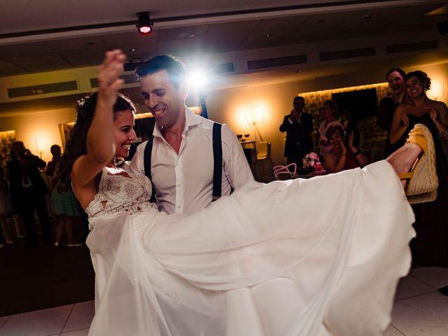 La boda de Juan Alberto y Irene en Calp/calpe, Alicante 30