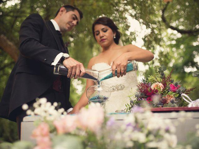 La boda de Rodrigo y Gloria en Santiago De Compostela, A Coruña 22