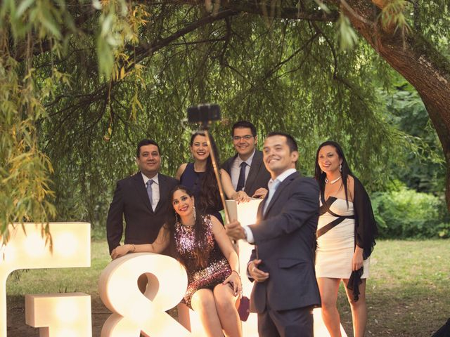 La boda de Rodrigo y Gloria en Santiago De Compostela, A Coruña 25