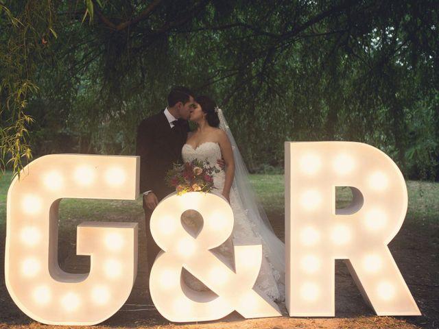 La boda de Rodrigo y Gloria en Santiago De Compostela, A Coruña 26