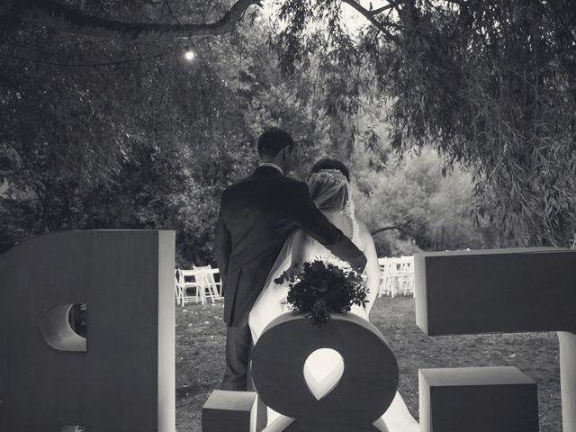 La boda de Rodrigo y Gloria en Santiago De Compostela, A Coruña 27