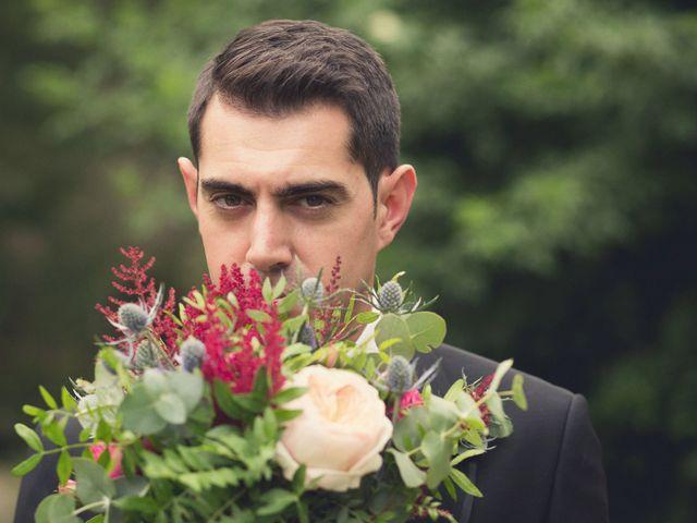 La boda de Rodrigo y Gloria en Santiago De Compostela, A Coruña 31