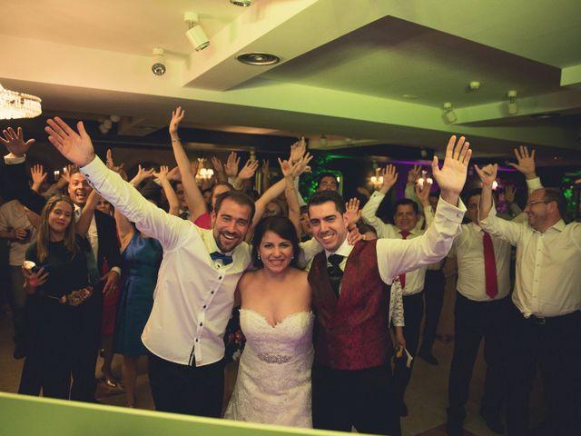 La boda de Rodrigo y Gloria en Santiago De Compostela, A Coruña 41