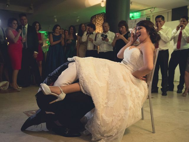 La boda de Rodrigo y Gloria en Santiago De Compostela, A Coruña 42