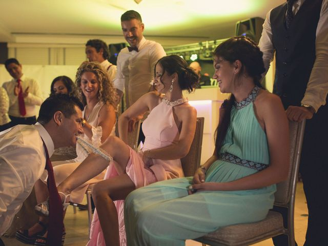 La boda de Rodrigo y Gloria en Santiago De Compostela, A Coruña 43