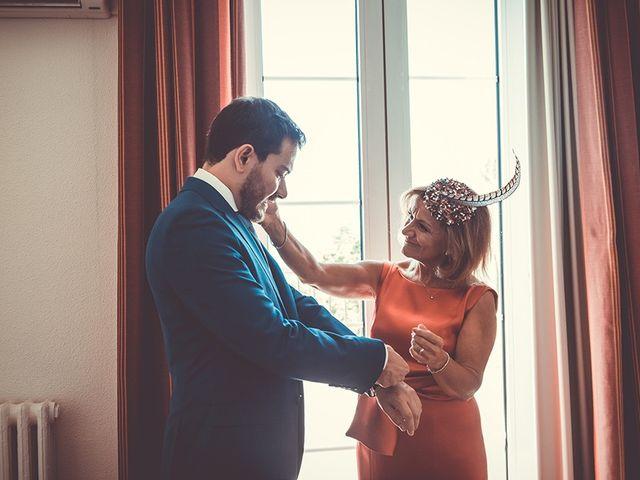 La boda de Alberto y Sara en San Lorenzo De El Escorial, Madrid 13