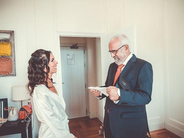 La boda de Alberto y Sara en San Lorenzo De El Escorial, Madrid 26