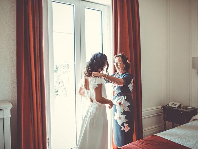 La boda de Alberto y Sara en San Lorenzo De El Escorial, Madrid 28
