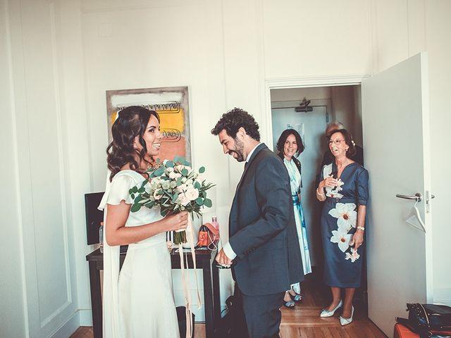 La boda de Alberto y Sara en San Lorenzo De El Escorial, Madrid 39