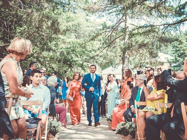 La boda de Alberto y Sara en San Lorenzo De El Escorial, Madrid 49
