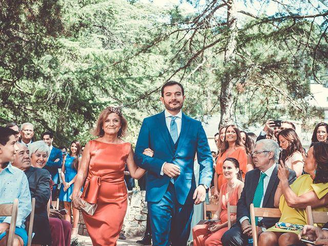 La boda de Alberto y Sara en San Lorenzo De El Escorial, Madrid 50