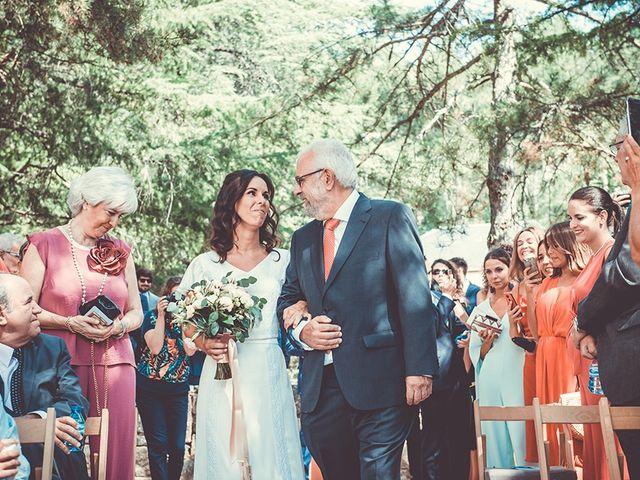 La boda de Alberto y Sara en San Lorenzo De El Escorial, Madrid 51