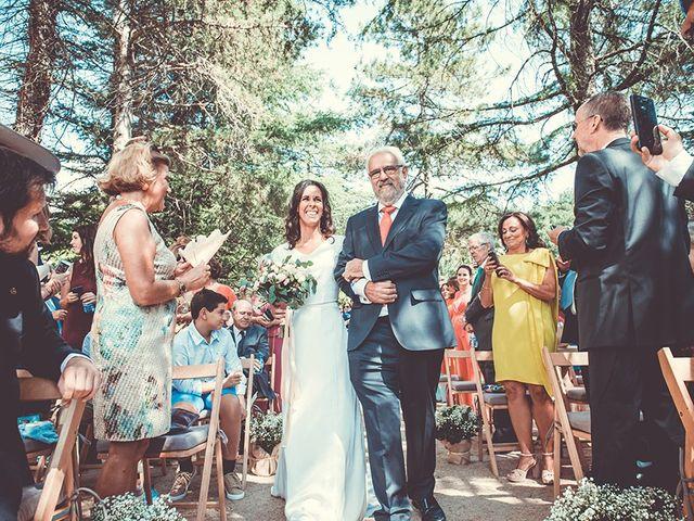 La boda de Alberto y Sara en San Lorenzo De El Escorial, Madrid 52