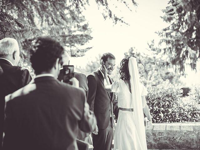 La boda de Alberto y Sara en San Lorenzo De El Escorial, Madrid 53