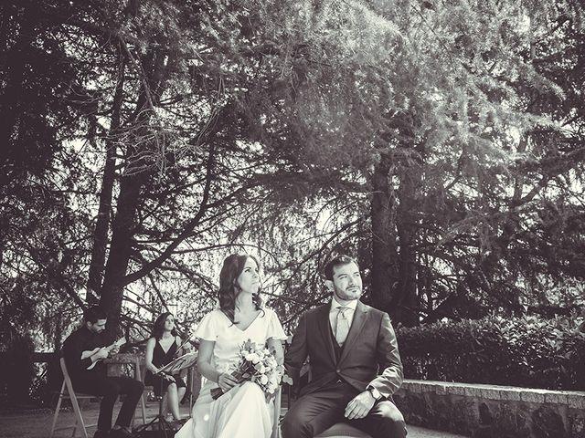 La boda de Alberto y Sara en San Lorenzo De El Escorial, Madrid 56