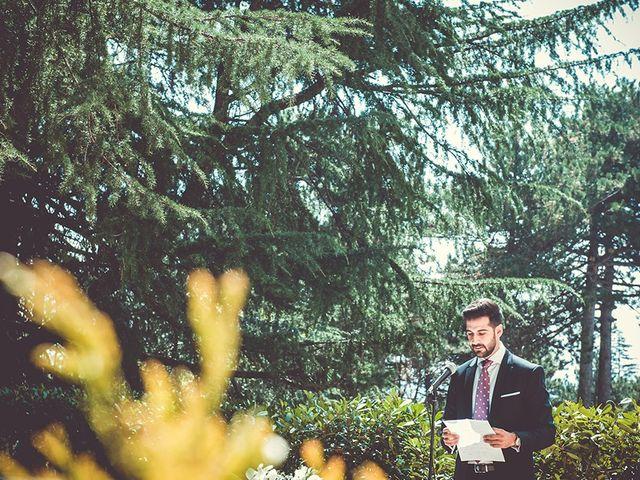 La boda de Alberto y Sara en San Lorenzo De El Escorial, Madrid 57