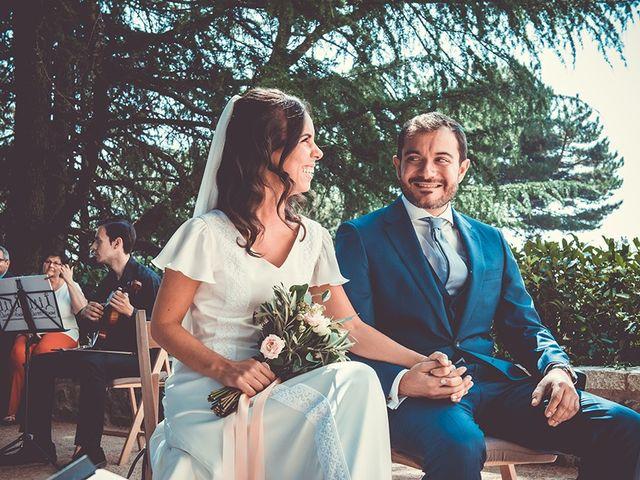 La boda de Alberto y Sara en San Lorenzo De El Escorial, Madrid 58