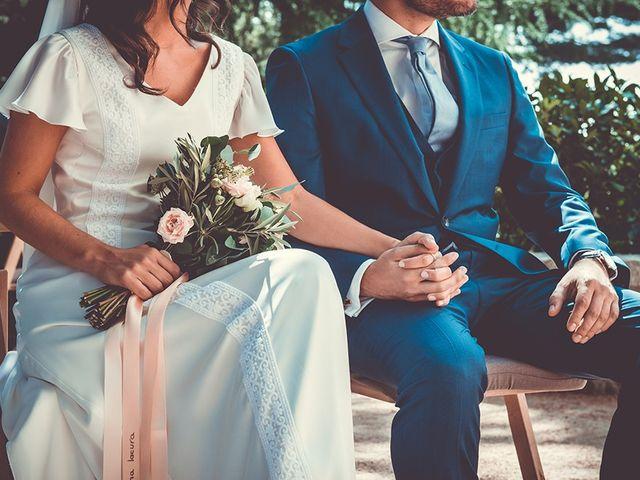 La boda de Alberto y Sara en San Lorenzo De El Escorial, Madrid 59