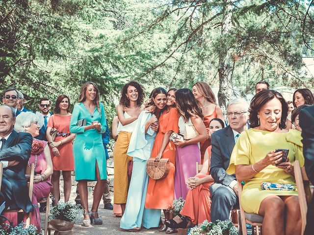 La boda de Alberto y Sara en San Lorenzo De El Escorial, Madrid 61