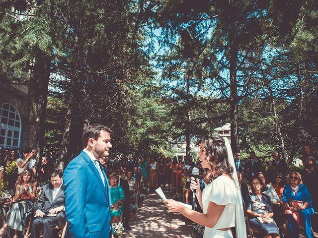 La boda de Alberto y Sara en San Lorenzo De El Escorial, Madrid 63