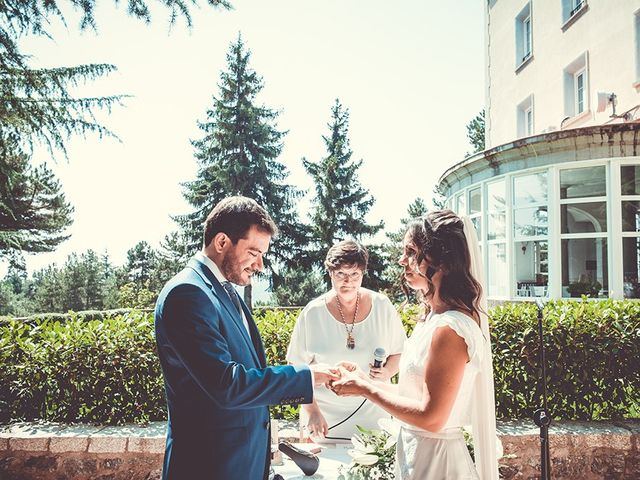 La boda de Alberto y Sara en San Lorenzo De El Escorial, Madrid 65