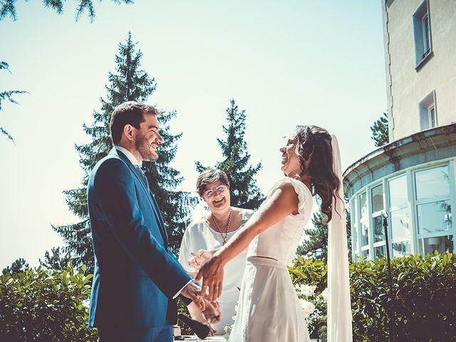 La boda de Alberto y Sara en San Lorenzo De El Escorial, Madrid 66