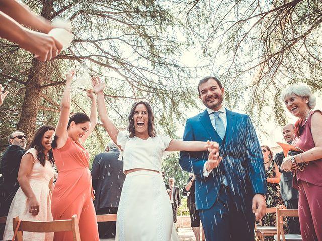 La boda de Alberto y Sara en San Lorenzo De El Escorial, Madrid 68