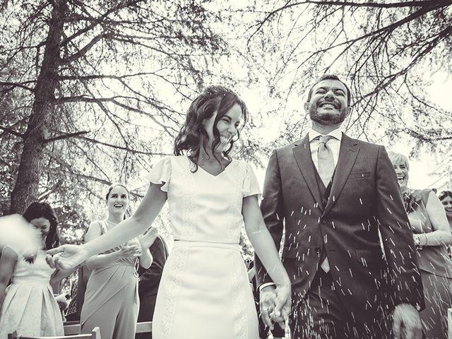 La boda de Alberto y Sara en San Lorenzo De El Escorial, Madrid 69