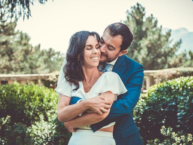 La boda de Alberto y Sara en San Lorenzo De El Escorial, Madrid 72