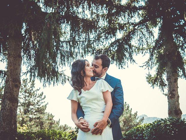 La boda de Alberto y Sara en San Lorenzo De El Escorial, Madrid 3