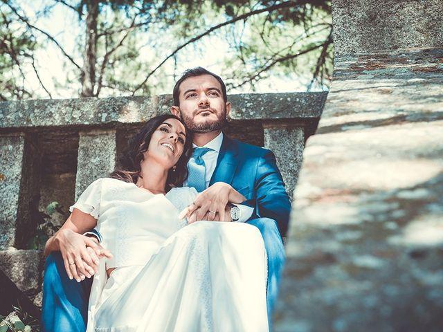 La boda de Alberto y Sara en San Lorenzo De El Escorial, Madrid 73