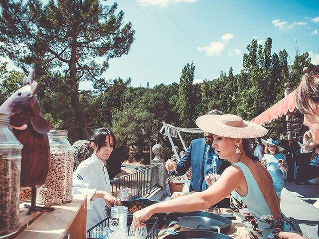 La boda de Alberto y Sara en San Lorenzo De El Escorial, Madrid 74