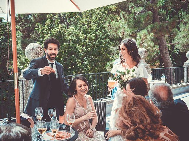 La boda de Alberto y Sara en San Lorenzo De El Escorial, Madrid 76