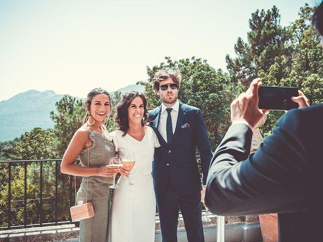 La boda de Alberto y Sara en San Lorenzo De El Escorial, Madrid 77