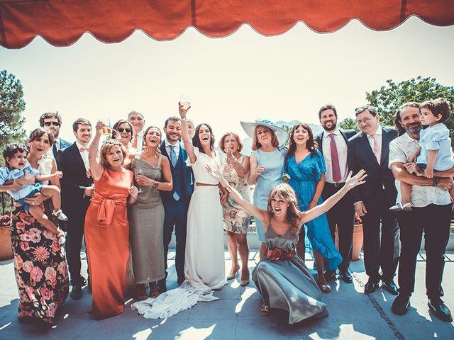 La boda de Alberto y Sara en San Lorenzo De El Escorial, Madrid 80