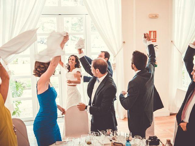 La boda de Alberto y Sara en San Lorenzo De El Escorial, Madrid 85